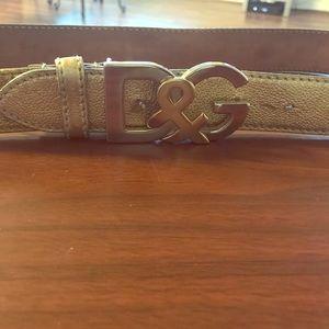 AUTHENTIC D&G belt